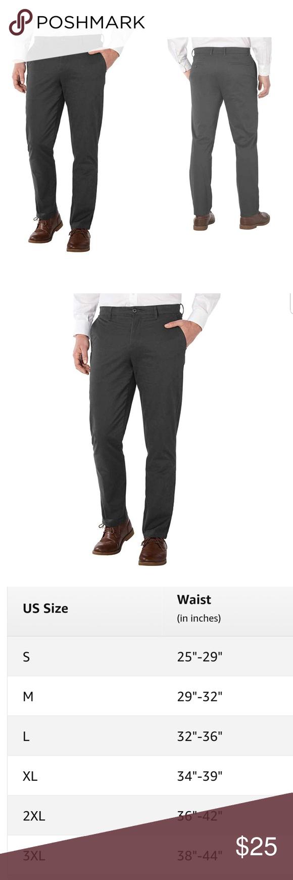English Laundry Men Comfort Chino Leg Pants Nwt Leg Pants Khaki