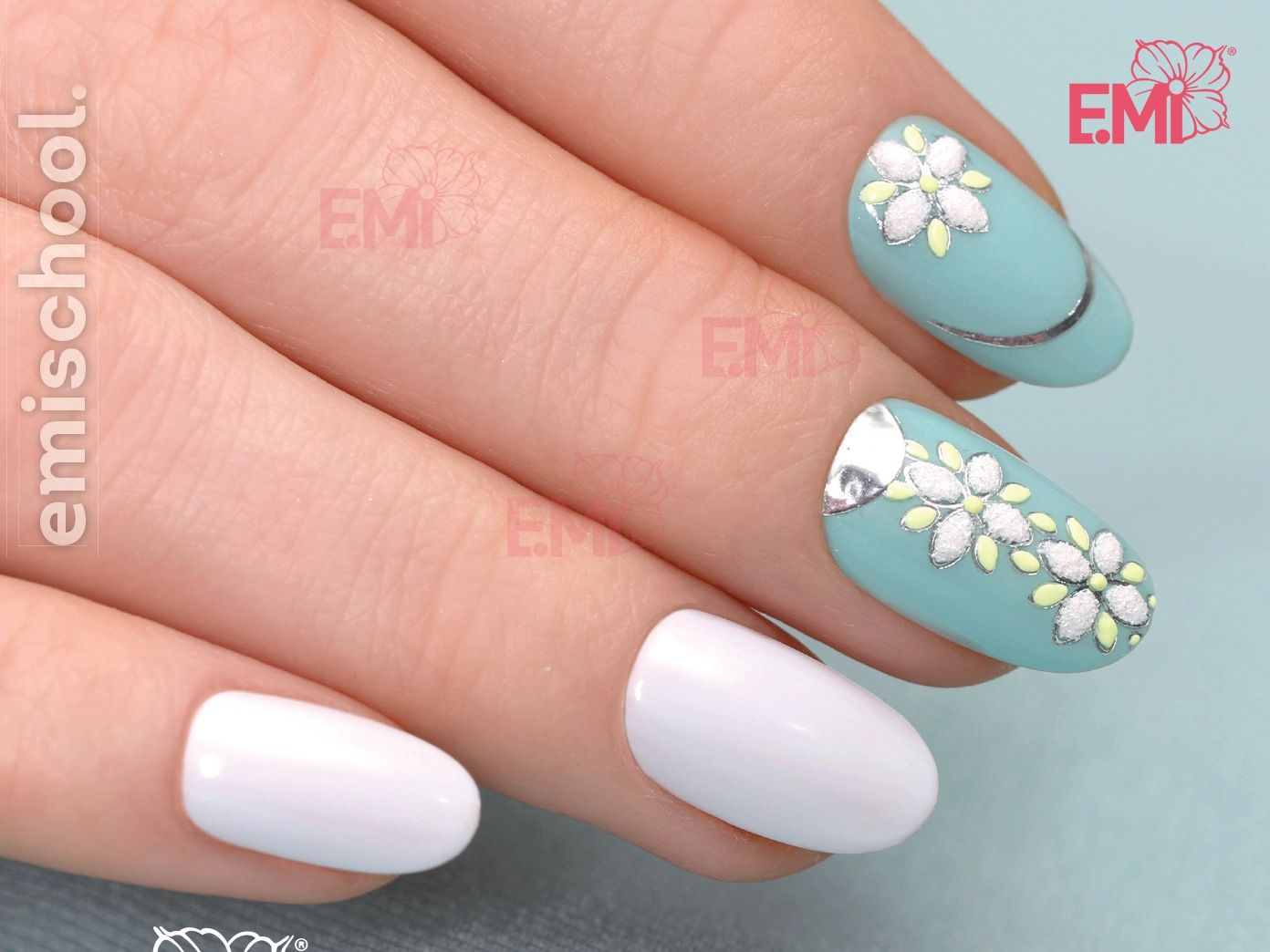 3d Flower Nail Art Guide How To Do Flower Nail Design Step By Step