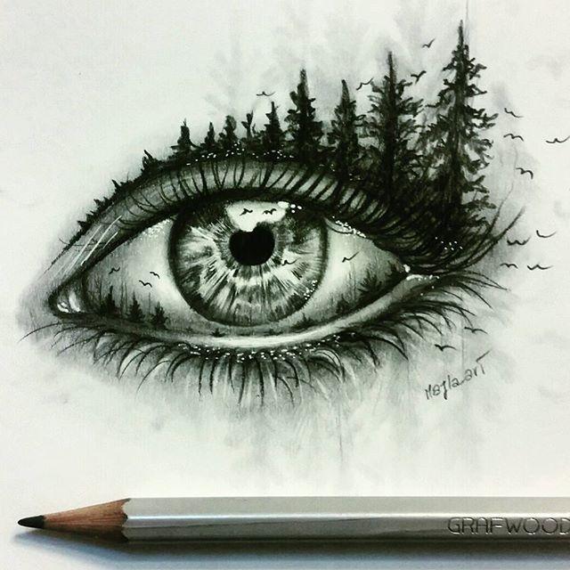 Disegni A Matita Astratti Disegni Semplici Schizzi D Arte E