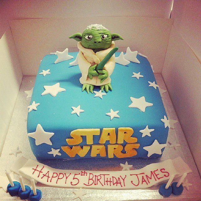 Star Wars Birthday Cakes Popsugar Moms Star Wars Partytjie Idees