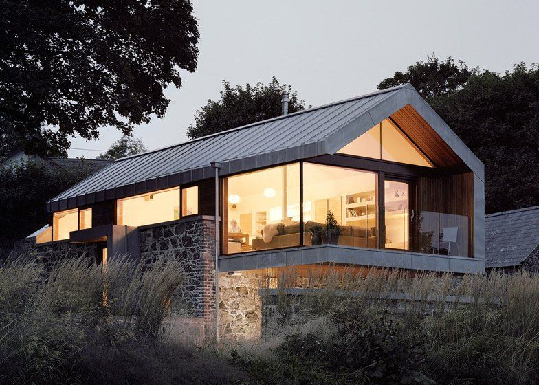 Loughloughan Barn by McGarry Moon Architects Ltd | modern southern ...