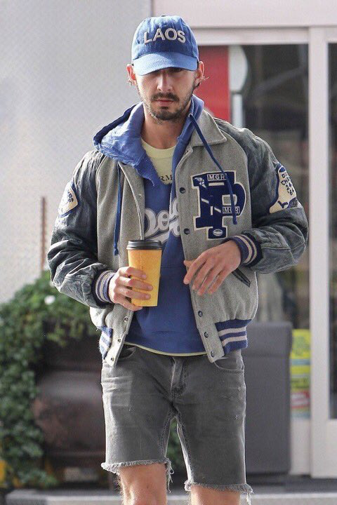 Pin by mallory on men's style in 2020 Shia labeouf