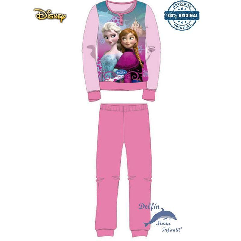 Frozen Ni/ñas Pijama Largo