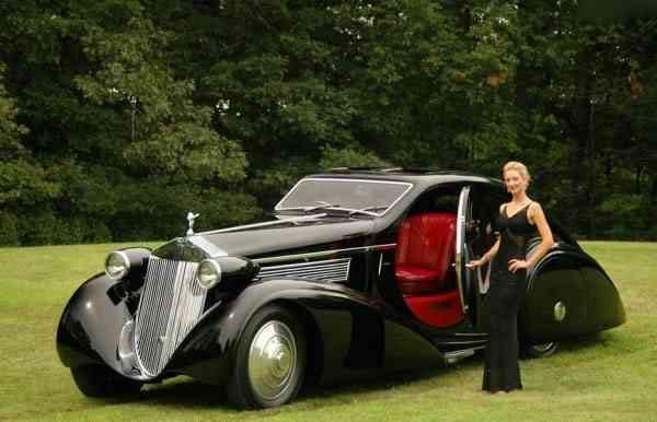 Car Rolls Royce Phantom Car Classic Expensive Phantom Photo