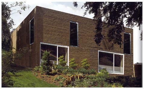 Brick country house_design: {Logica:architettura}