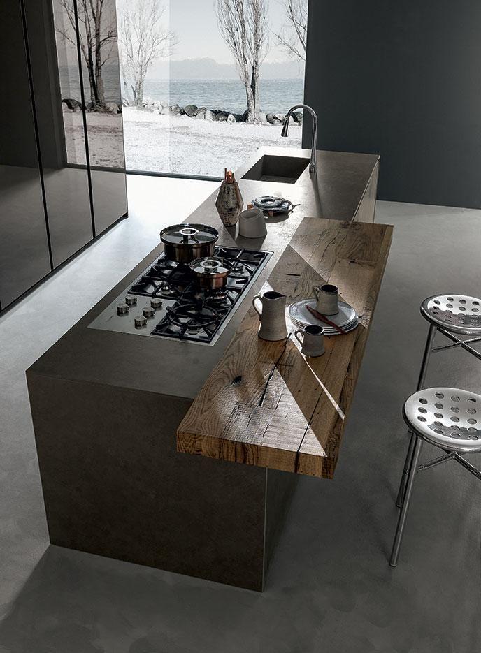 Design Kitchen, bathroom and living MODULNOVA - Blade 23 - Photo 14 ...