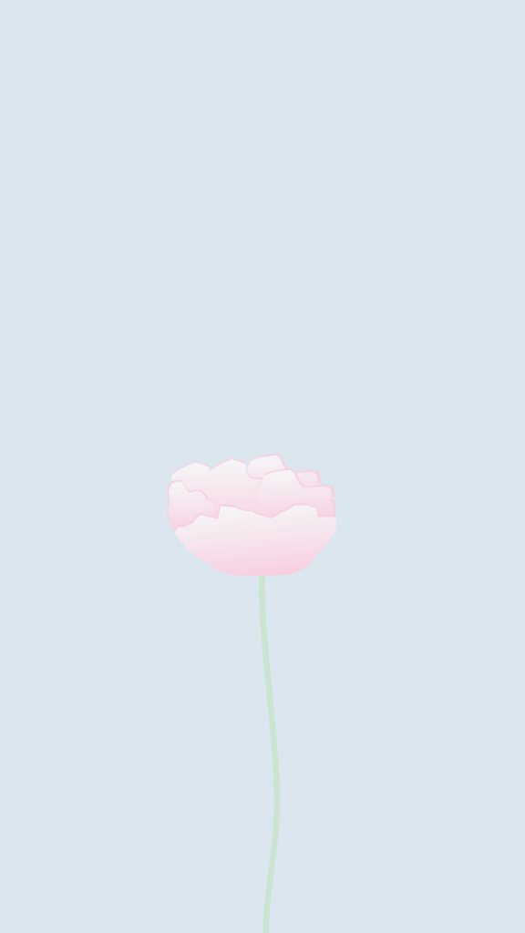 Simple Flower Minimalistic Iphone Wallpaper Panpins Sanat Duvar Kitap