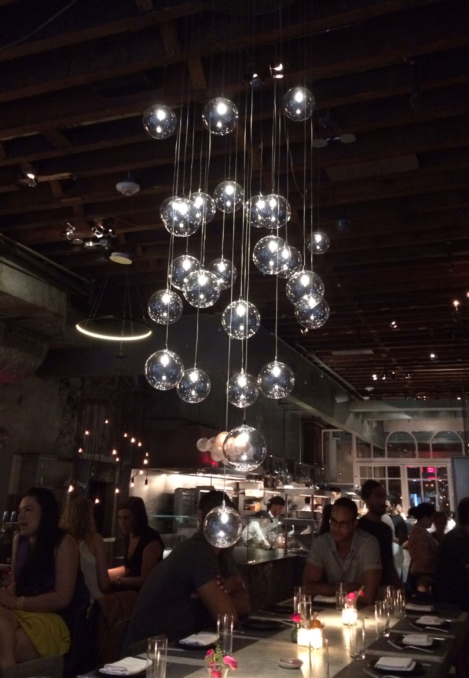 Restaurant Abc Cucina 35 E18th Street Nyc Ceiling