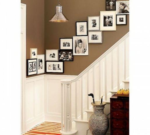 décoration mur d\'escalier - Recherche Google | couleur de vivre ...