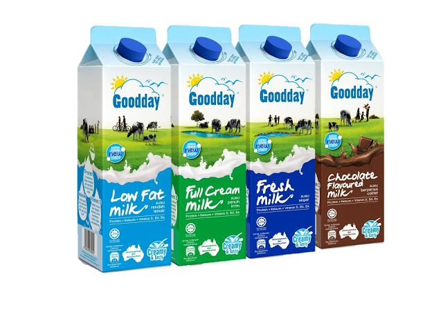 New Packaging Same Freshness And Great Taste Dairy Products Packaging Design Milk Packaging Dairy Packaging