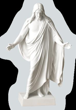 Marble Christus Statue Statue Jesus Statue Deseret Book