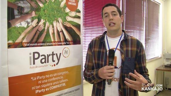 #iParty #iMision en Seminario de Tenerife in Detrás del Espejo Producciones Audiovisuales on Vimeo