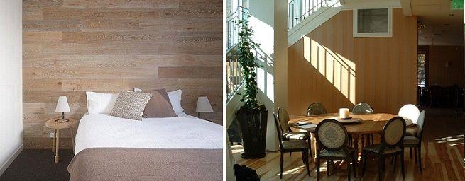 Paredes de madera Design details Pinterest - paredes de madera