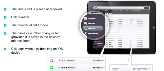 Install Phone Tracker App on Smartphone to Track Calls, SMS