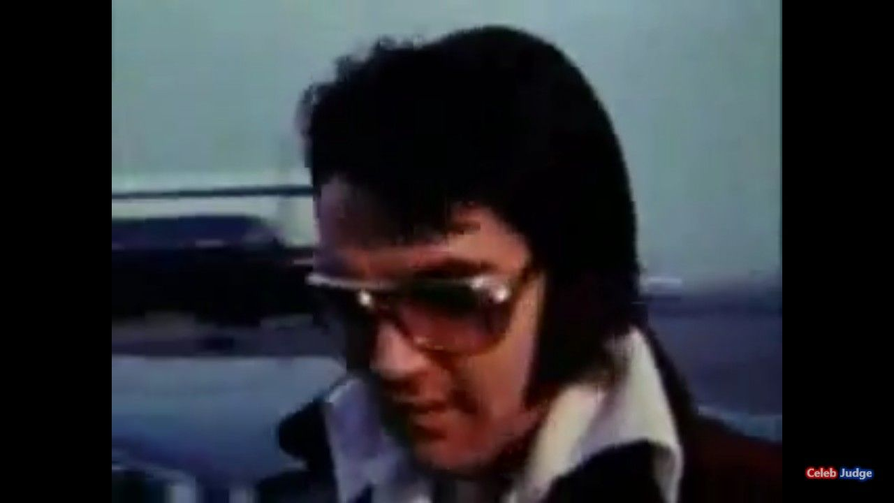 Elvis Aaron Presley Elvis Rayban Wayfarer Mens Sunglasses