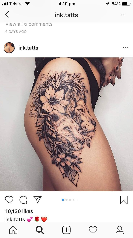 50 Arm Floral Tattoo Designs für Frauen 2019 – Seite 19 von 50 #tattoo – #Arm #Designs #Floral #Frauen