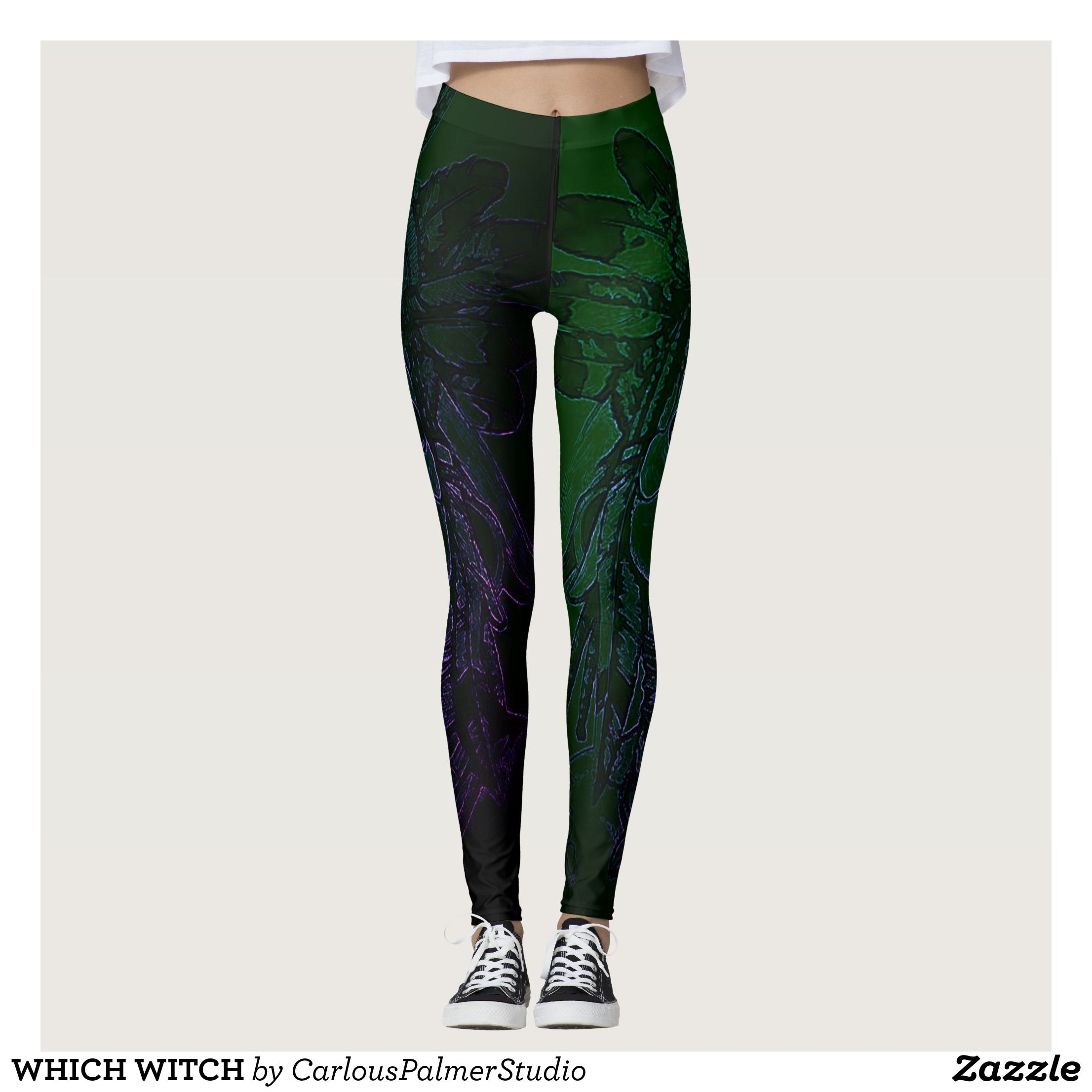 966deb46e257e WHICH WITCH LEGGINGS : Beautiful #Yoga Pants - #Exercise Leggings and  #Running Tights