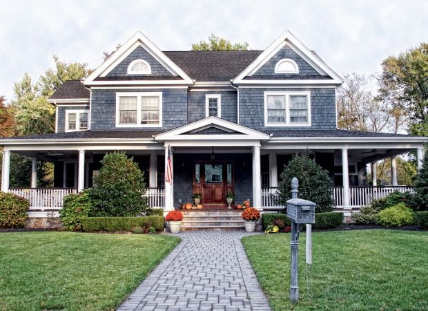 Cool Ways To Smartify Your Home House House With Porch My Dream Home