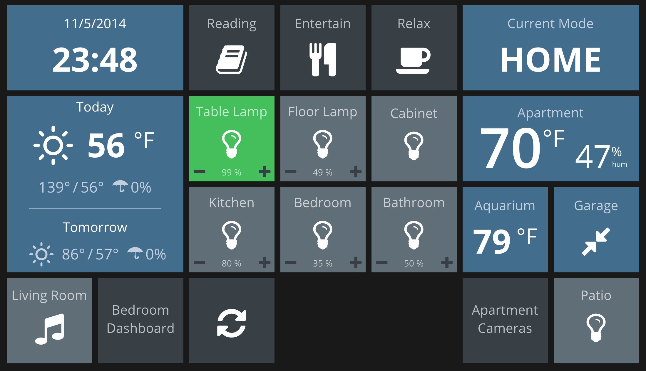 Best Home Automation Controller firstly, @florianz, great work on this! hands down the most fun