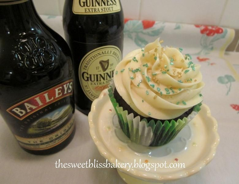 cupcake for wedding cake the sweet bliss bakery guinness cupcakes with chocolate 13142