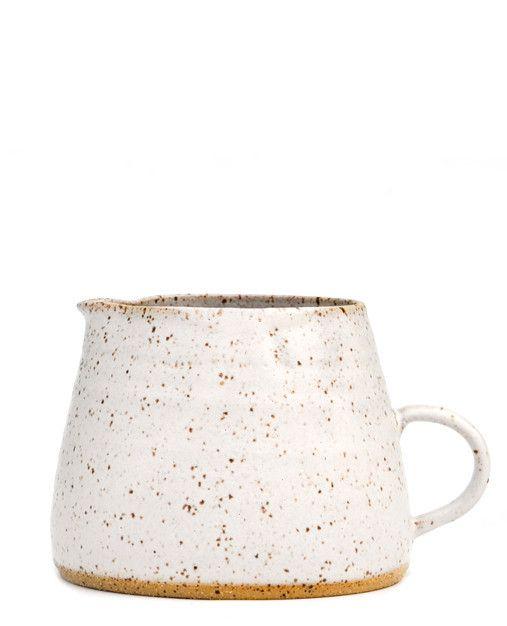 Speckled Ceramic Pitcher