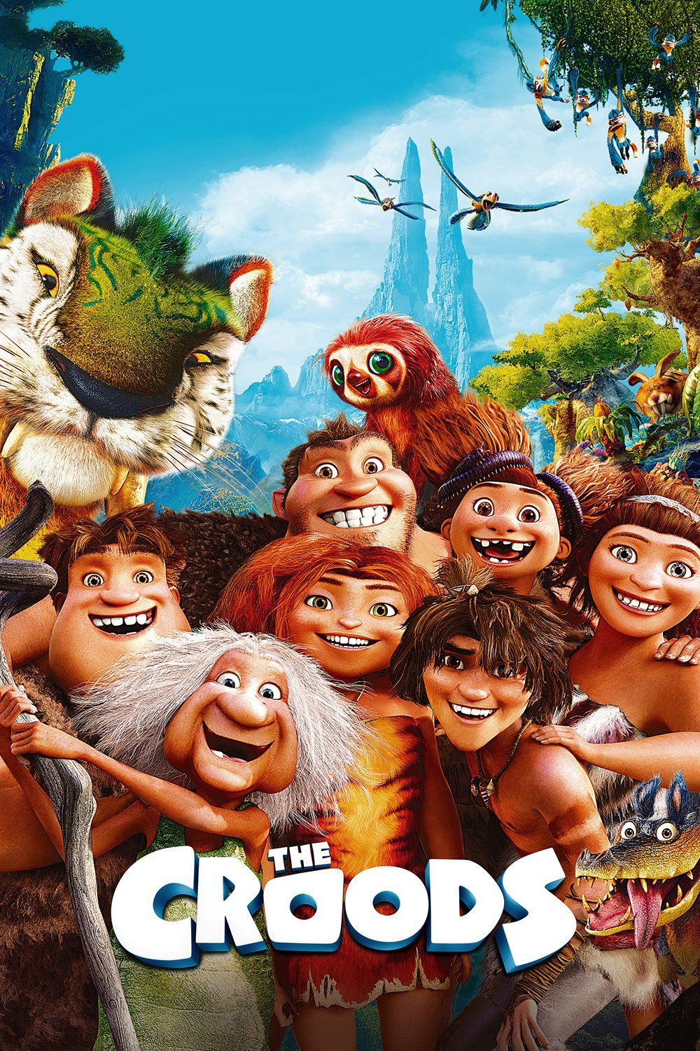 9846156976fcc3 The croods is my all time favorite movie it has a great message to it and  thats what i look in Movies.