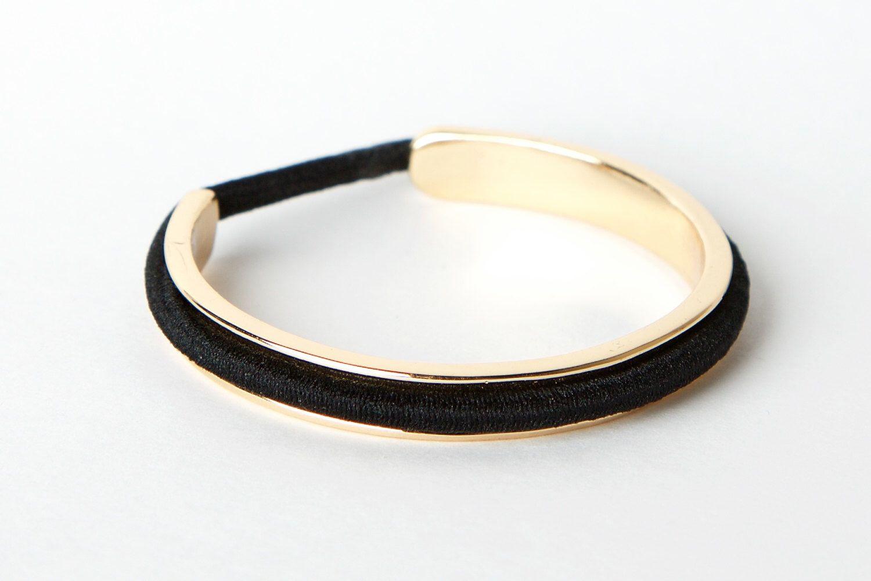 Bandi Bracelet - Elegant Hair Elastic Bracelet by BandiBracelets on Etsy https://www.etsy.com/listing/253966923/bandi-bracelet-elegant-hair-elastic