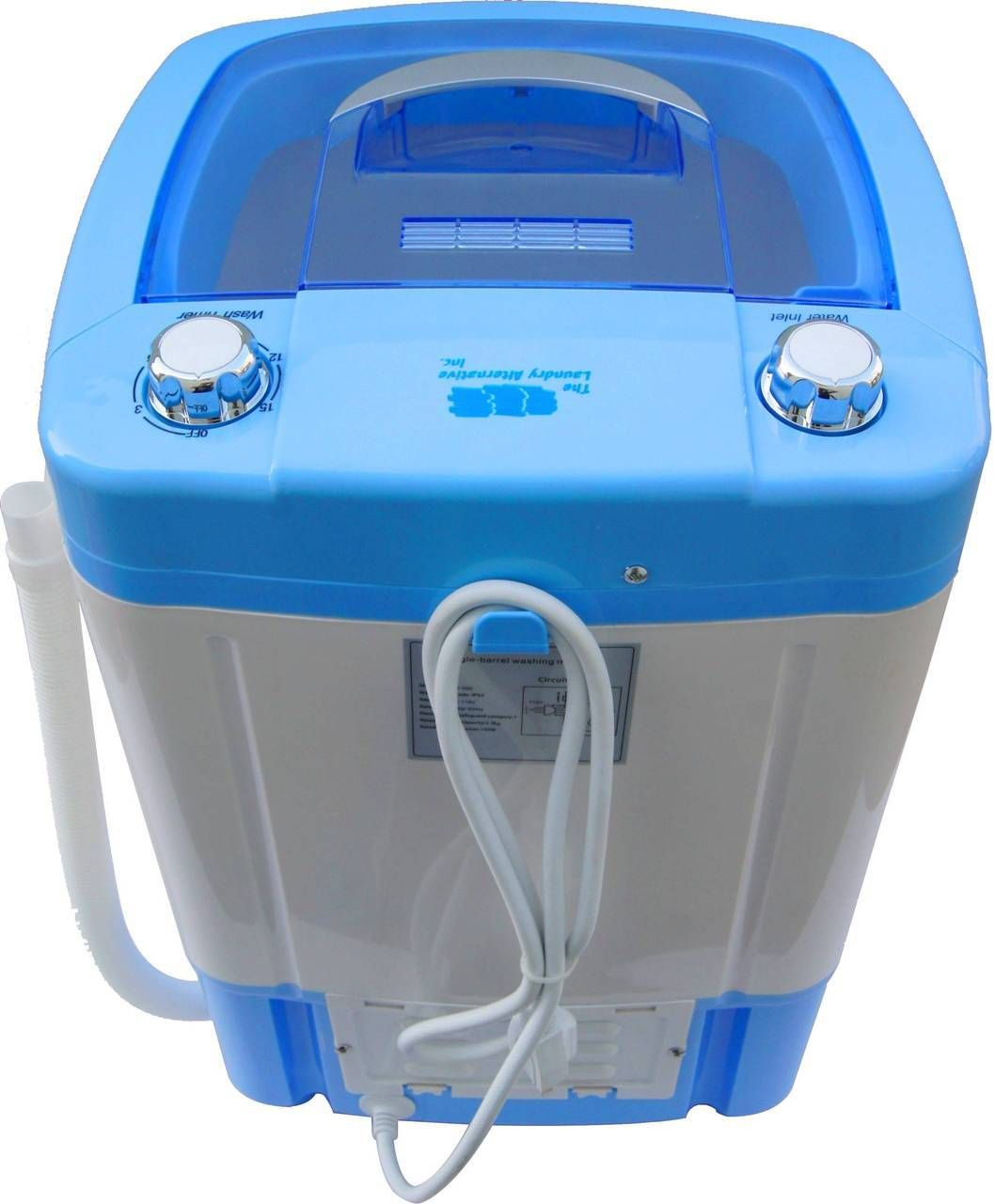 Nina Soft Spin Dryer Mini Washing Machine Laundry Alternative