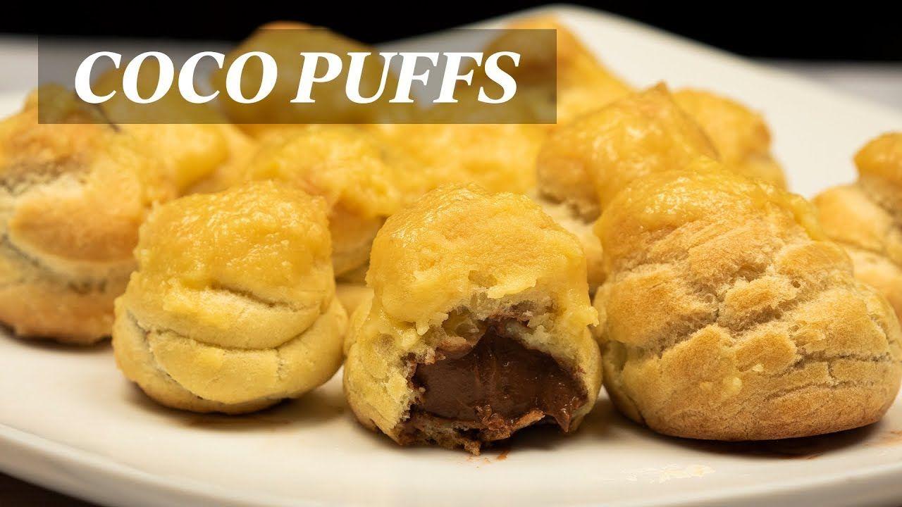 Hawaiis coco puffs taste almost like liliha bakerys