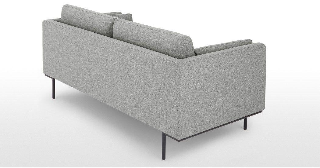 Harlow 2 Sitzer Sofa Felsengrau 2 Sitzer Sofa Bequeme Sofas Sofa