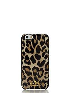 $26.00 leopard ikat iphone 6 case by kate spade new york
