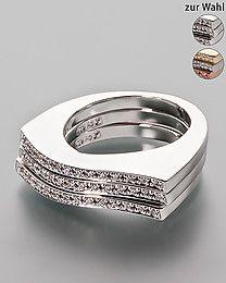 Pfeffinger 3er Ring-Set