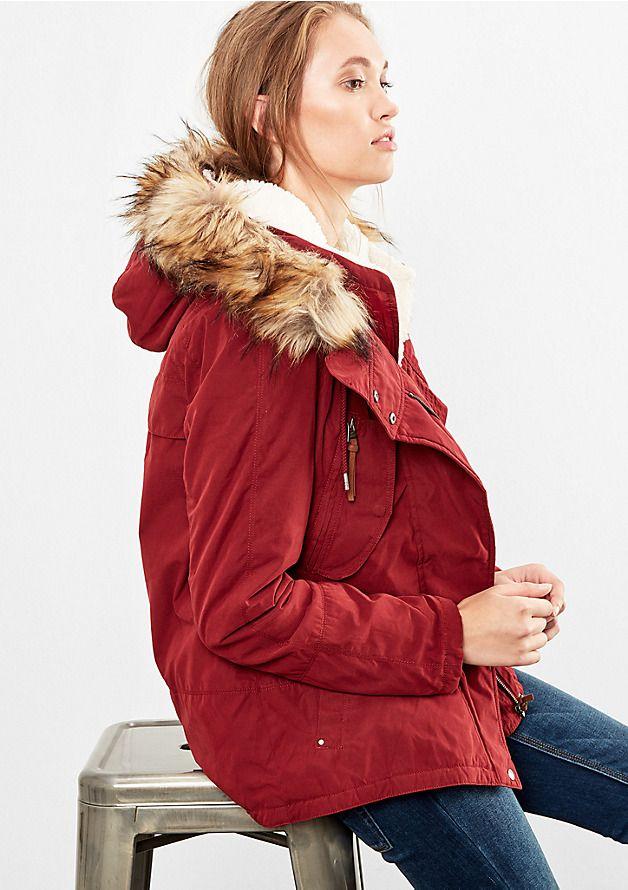 Jacken für Damen bequem online kaufen | s.Oliver | Jacken