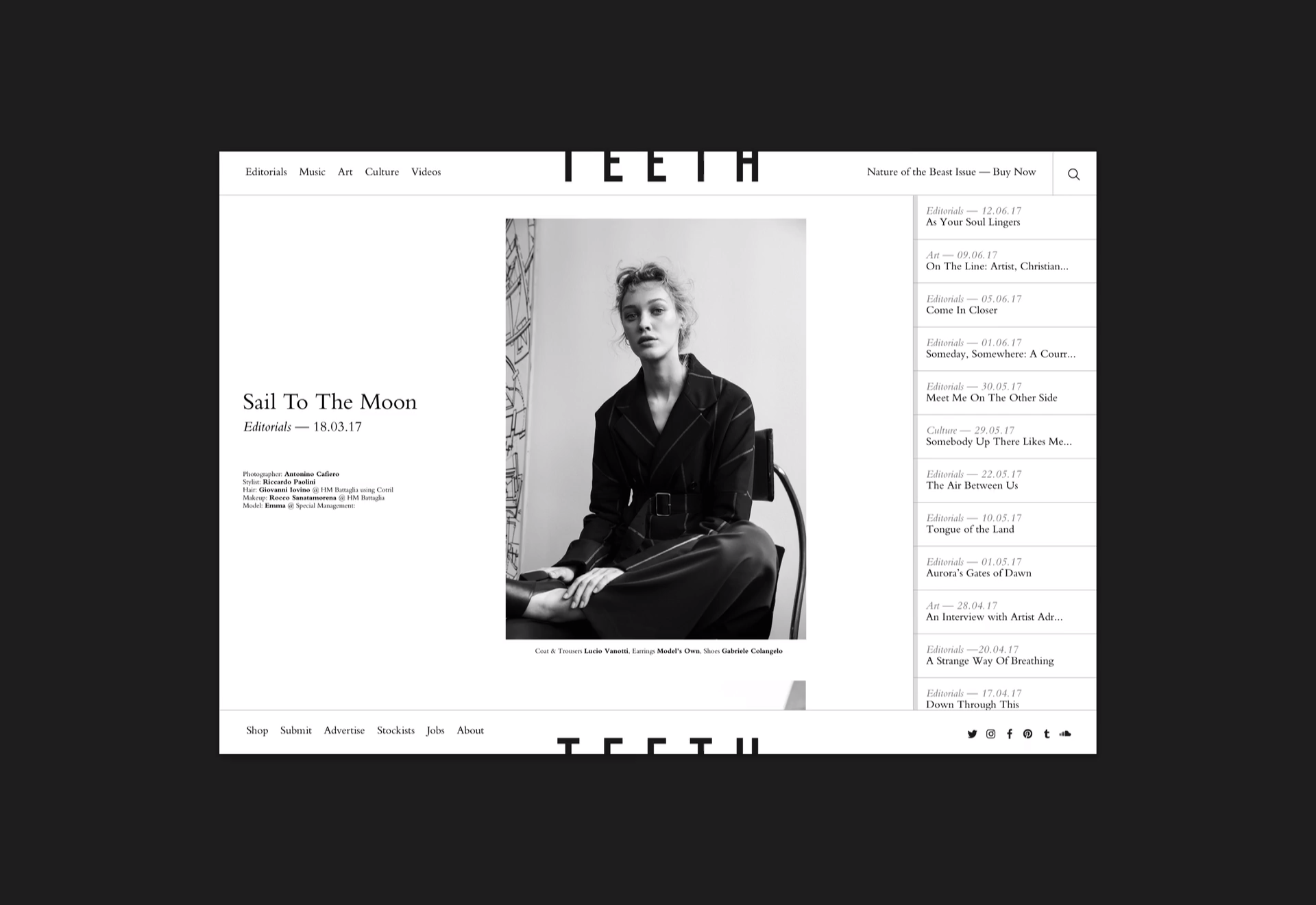 Teeth Magazine