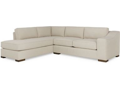 Shop For CR Laine Dane Sectional, 572 Series Dane, And Other Living Room  Sectionals At Eastern Furniture In Santa Clara, CA. Box Border Back.