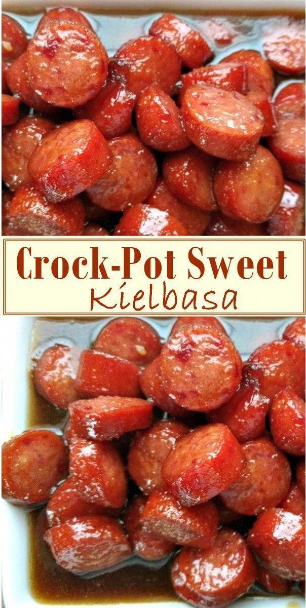 Kilbasa Appetizer Recipes Crockpot
