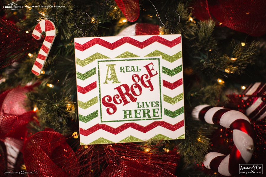 A real Scrooge lives here  hanging wooden Christmas sign   Christmas     krumpetshomedecor com   nbspkrumpetshomedecor Resources and Information