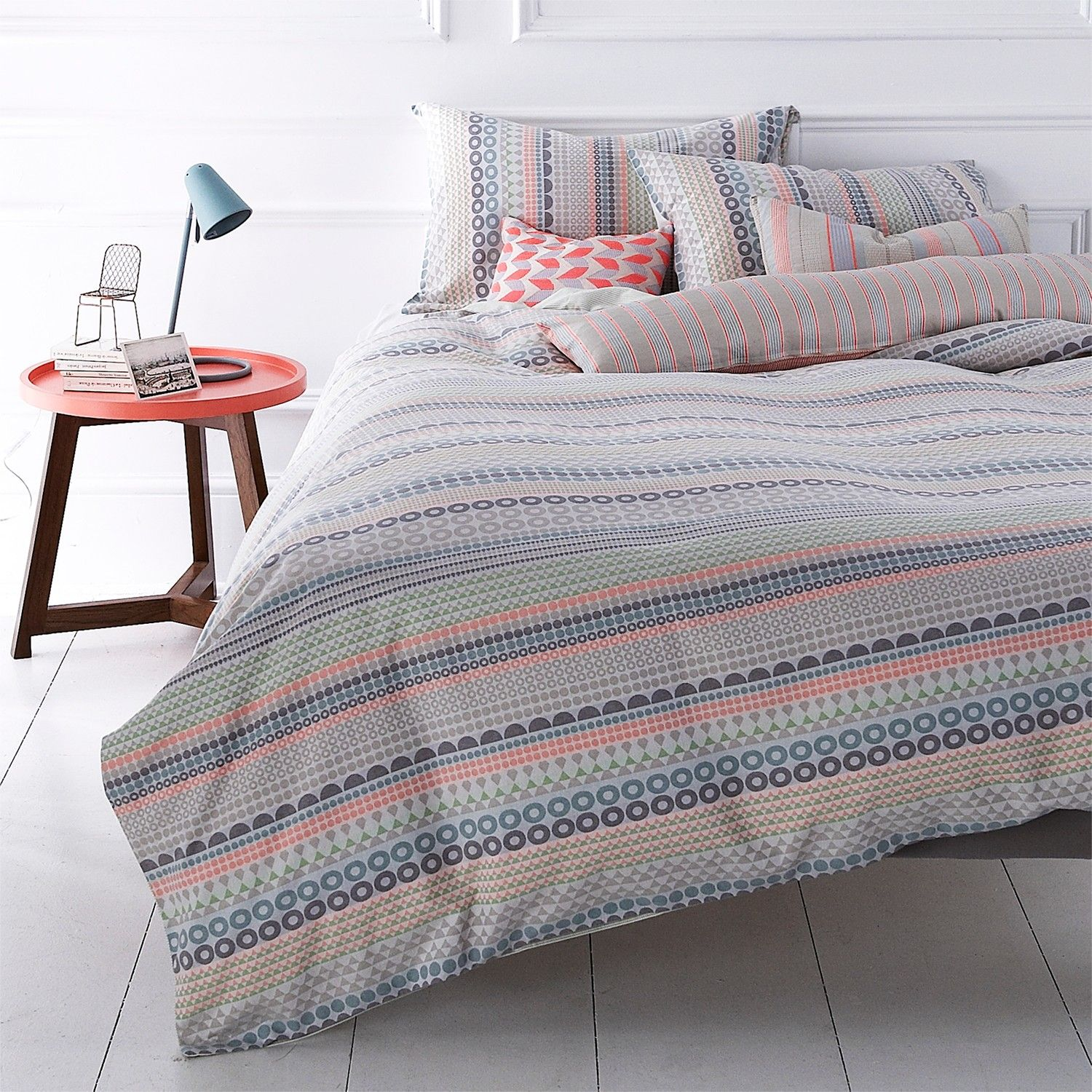 Buy margo selby for john lewis mosaic bedding multi online at