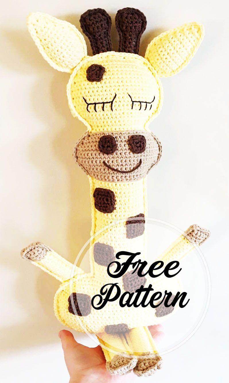 Girafa Amigurumi - Receita   Receitas amigurumi, Girafa, Amigurumi   1334x798