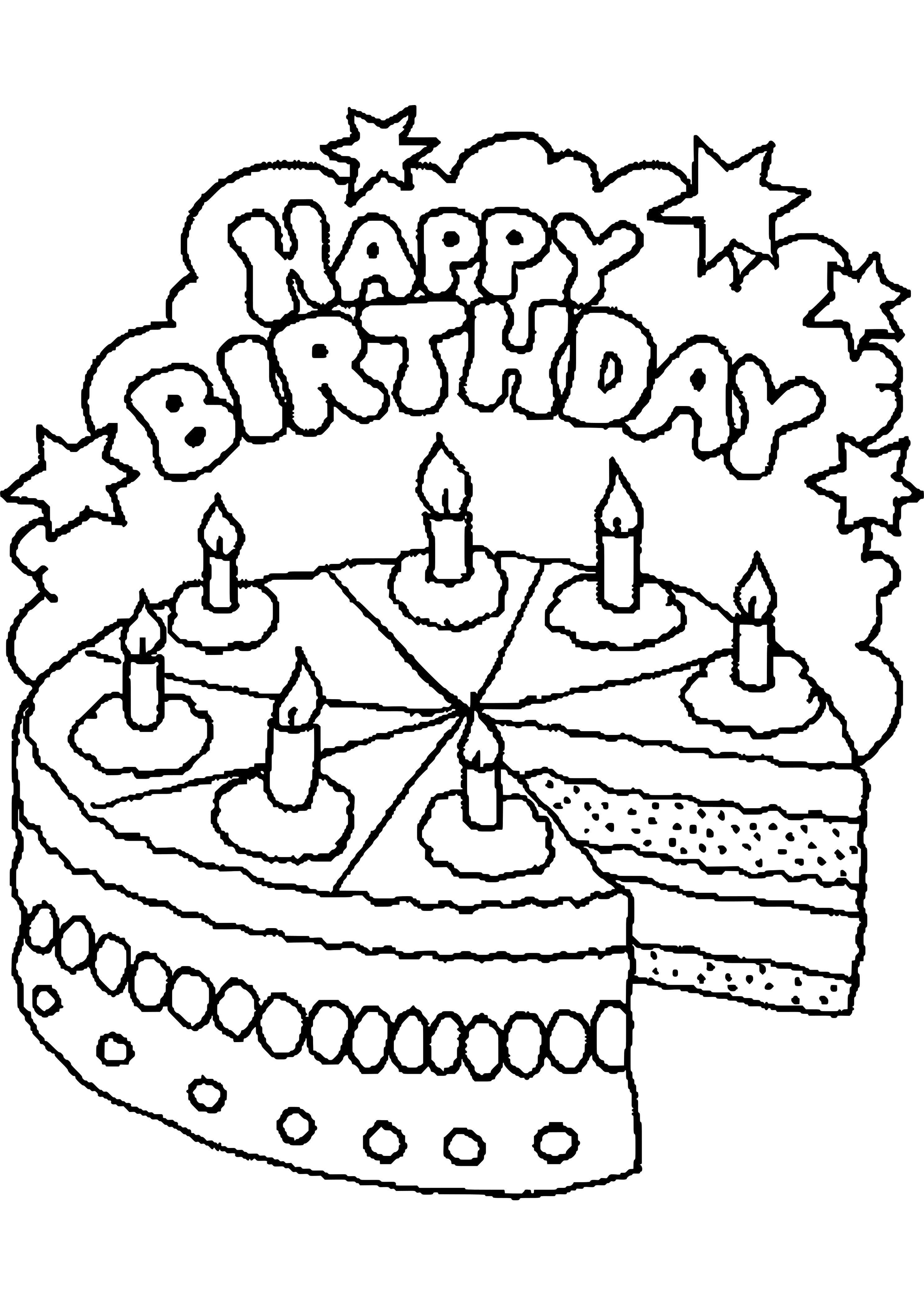 Verjaardag 40 Jaar Kleurplaat Check More At Https Olivinum Com Verjaardag 40 Jaar Kleurplaat Kleurplaten Verjaardag Gefeliciteerd