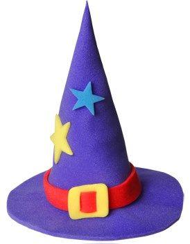 verdadero negocio Tener cuidado de ventas calientes sombrero bruja tutorial | Jouets : patrons et/ou tutoriels ...