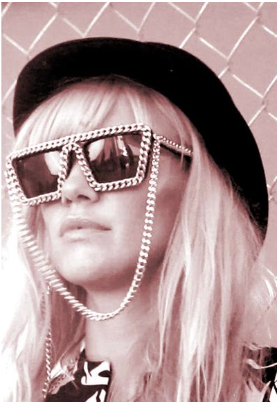 Sneak Peek at NERVO in The Untitled Magazine 2015 issue 8 featuring Mercura NYC Chained Sunglasses edited by Indira Cesarine http://untitled-magazine.com/go-behind-the-scenes-with-nervo-exclusive-video/