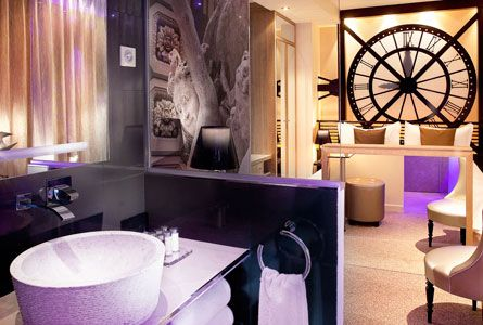 Hotel Design Secret De Paris Is A Luxury Boutique In France Book On Splendia And Benefit From Exclusive Special