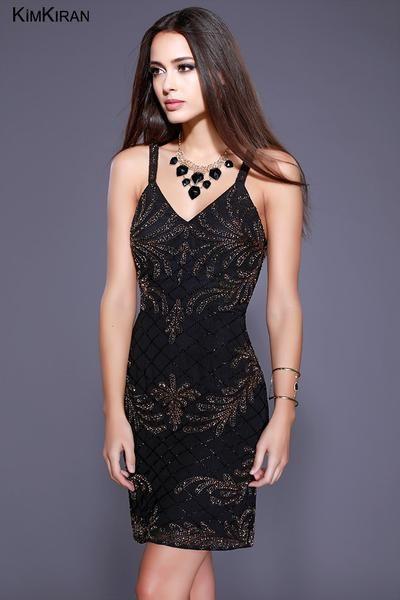 53c2ac0ca1ac Shail K. USA Style 21227 BLACK #dressoftheday #prom #ootd #shailkusa  #fashion