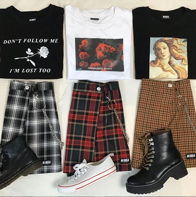 Photo of Grunge Fashion Trending Fashion in 2020