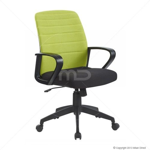 Desk Chair Padded Green Buy Desk Chairs Melbourne Milan