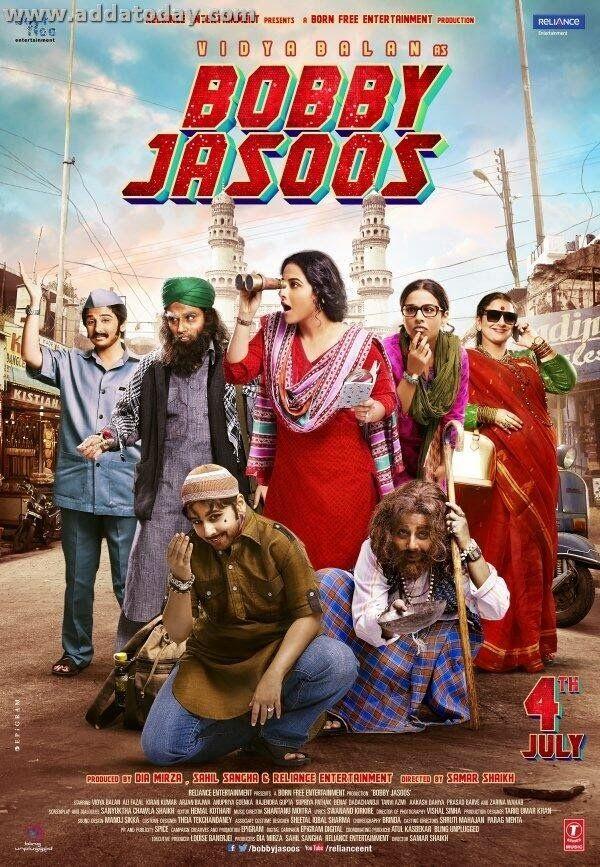 Bobby Jasoos Free Download Hindi Movie Mp3 Songs Hindi Movies Bollywood Movie Indian Movies
