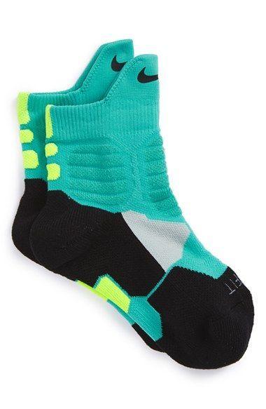 dde58af194 Boy's Nike 'Hyper Elite' Dri-FIT High Quarter Socks | lolo | Nike ...