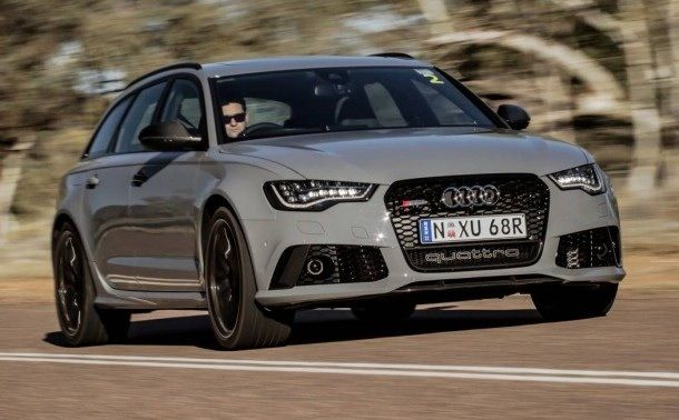 Audi A4 Avant Perfect Primer Grey Modern Cars