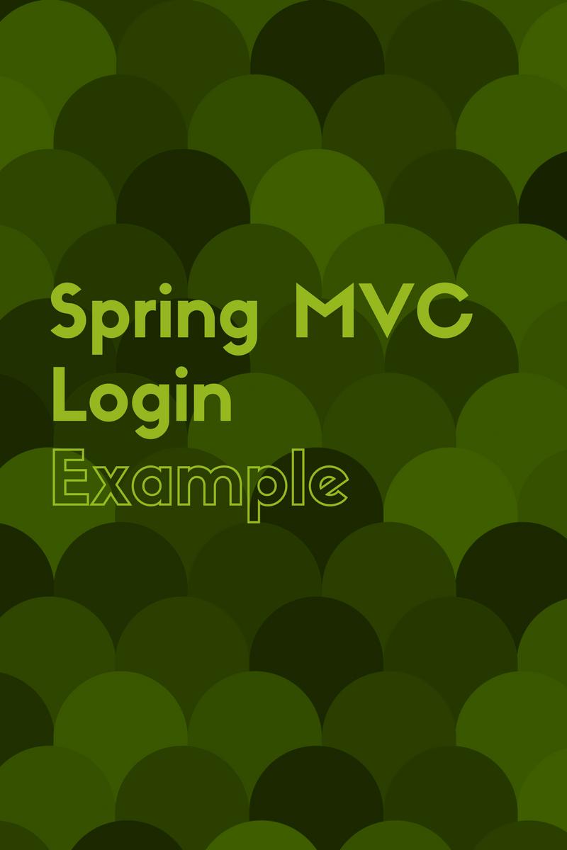 Spring MVC Login | Spring MVC in 2019 | Spring, Variables